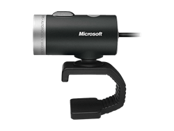 Microsoft Lifecam 720P HD Mikrofonlu Webcam 6CH-00002
