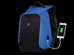 My Valice Smart Bag Secret USB Şarj Girişli Akıllı Sırt Çantası