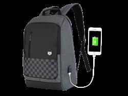 My Valice Smart Bag USB Şarj Girişli Akıllı Sırt Çantası 1204