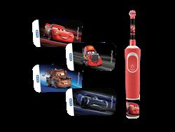 Oral-B D100 Kids Cars Şarj Edilebilir Çocuk Diş Fırçası