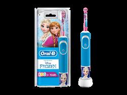 Oral-B D100 Kids Frozen Şarj Edilebilir Çocuk Diş Fırçası