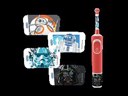 Oral-B D100 Kids Star Wars Şarj Edilebilir Çocuk Diş Fırçası