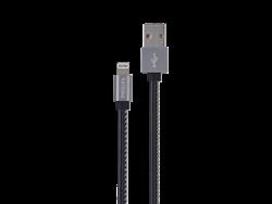 Philips DLC2508B Lightning Deri Şarj ve Data Kablosu