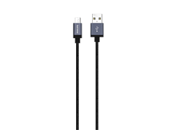 Philips DLC2518B Micro USB Deri Şarj ve Data Kablosu