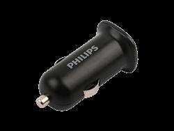 Philips DLP1502NB/51 5 V 2.1A Çift Çıkışlı USB Araç Şarj Cihazı