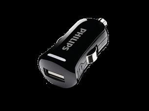 Philips mini USB Araç Şarj Adaptörü