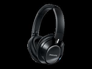 Philips SHB9850NC Kablosuz Kulak Üstü Kulaklık