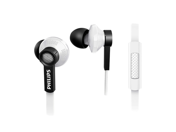 Philips TX1BK Mikrofonlu Kulak İçi Kulaklık