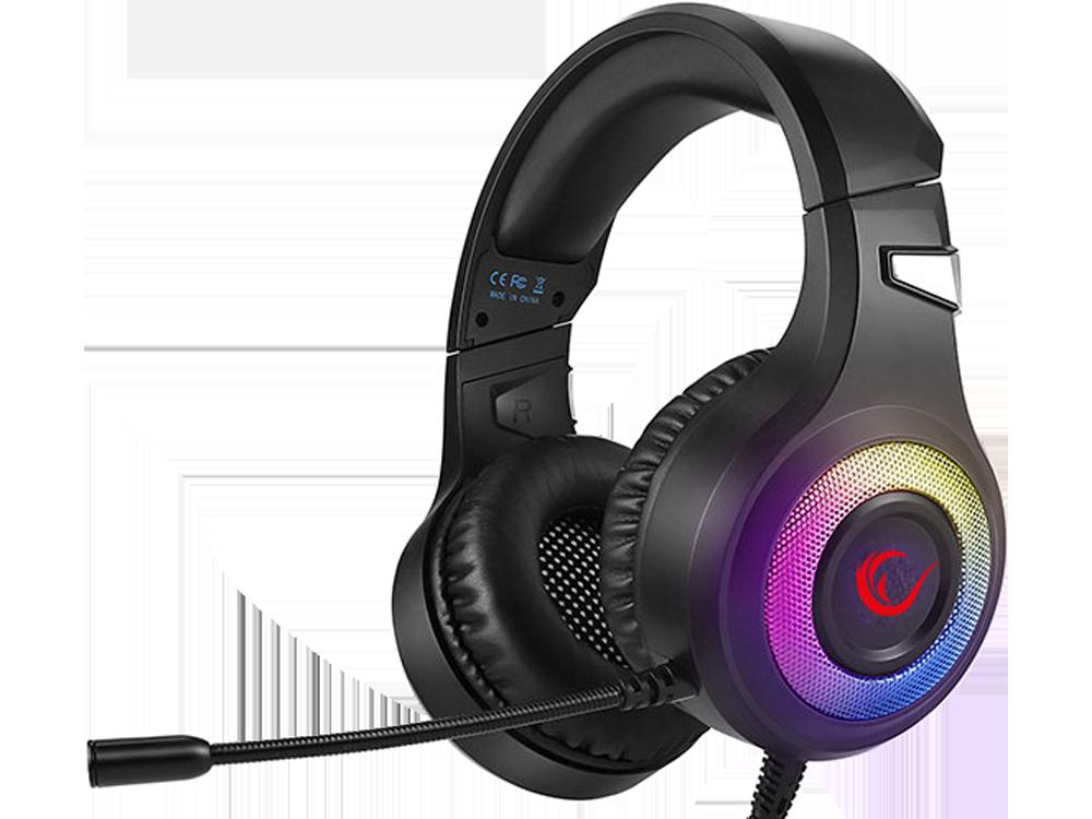 Rampage SN-R5 X-CORE FULL RGB All in One PC-Notebook-PS4 Uyumlu Gaming Mikrofonlu Kulaklık