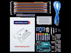 Arduino Uyumlu Elektronik Başlangıç Seti