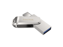 SanDisk Dual Drive Luxe USB Type-C 256 GB USB Bellek
