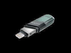 SanDisk iXpand 128 GB Type-A Flash Bellek + Lightning SDIX90N-128G-GN6NE