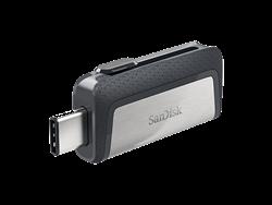 SanDisk Ultra Dual Drive USB Type-C 128 GB Bellek SDDDC2-128G-G46