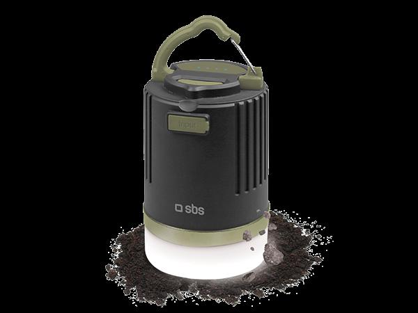SBS Led Lambalı Taşınabilir Şarj Cihazı 8800 mAh