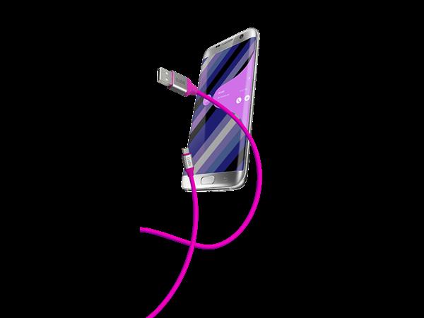 SBS Micro USB Data ve Şarj Kablosu 1.5m