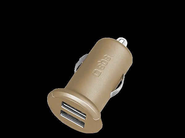 SBS 2 USB Portlu Araç Şarj Cihazı