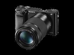 Sony A6000 16-50 mm ve 55-210 mm Lensli Fotoğraf Makinesi