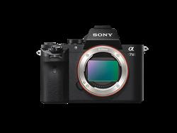 Sony A7 Mark II Body Full Frame Aynasız Fotoğraf Makinesi