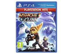 PS4 Ratchet and Clank Playstation HITS