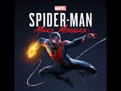 PS4 Spiderman Miles Morales