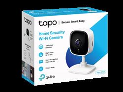TP-Link Tapo C100 Gece Görüşlü 128GB Micro SD Destekli Wi-Fi Kamera