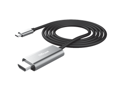 Trust 23332 Calyx USB-C to HDMI 4K Multimedya Kablo 1,8 m