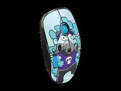 Trust 23335 Sketch Sessiz Kablosuz Graffiti Mouse
