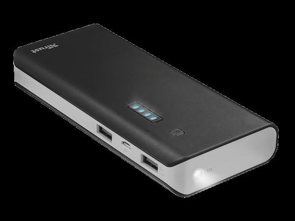 Trust Primo Taşınabilir Şarj Cihazı 12500 mAh