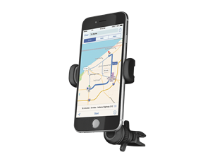 Trust Yükselticili Araç İçi Telefon Tutucu Siyah