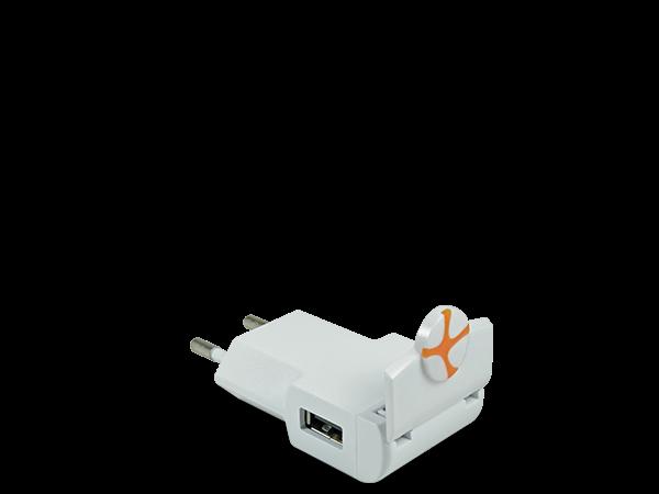 Tuncmatik Flip Micro USB Seyahat Şarj Adaptörü