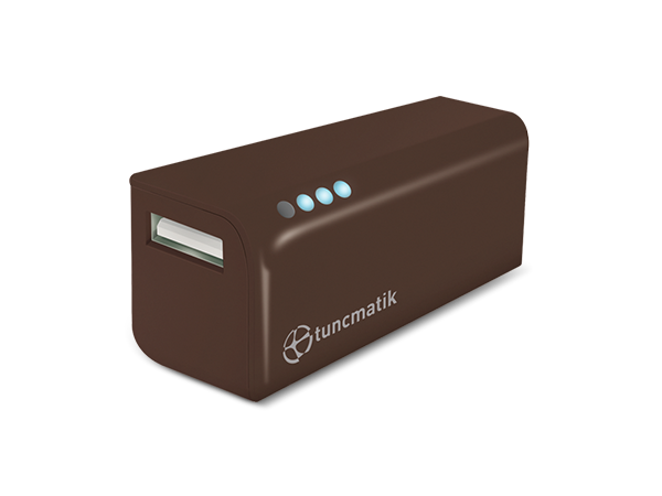 Tuncmatik Mini Taşınabilir Şarj Cihazı 2000 mAh