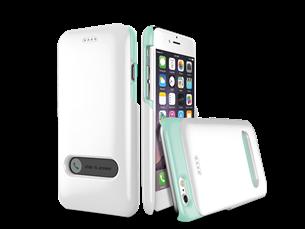 Verus iPhone 6/6s Sürgülü Koruma Kılıfı Mavi
