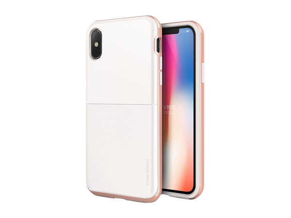 Verus iPhone X High Pro Shield Koruyucu Kılıf