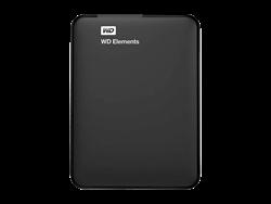 WD Elements 2 TB Taşınabilir Disk WDBU6Y0020BBK-WESN