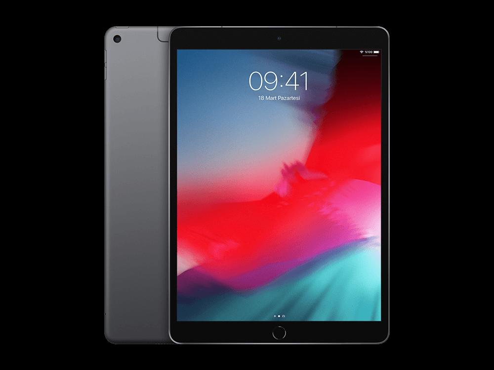 10.5 inç iPad Air Wi-Fi + Cellular 256 GB 2019