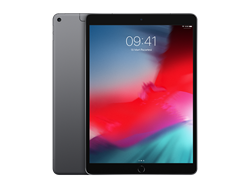 10.5 inç iPad Air Wi-Fi + Cellular 256 GB 2019