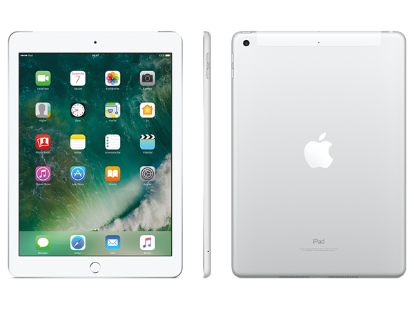 iPad Cellular + WiFi 128GB (2017)