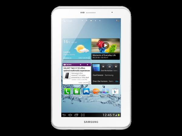 Samsung Galaxy Tab 2.7