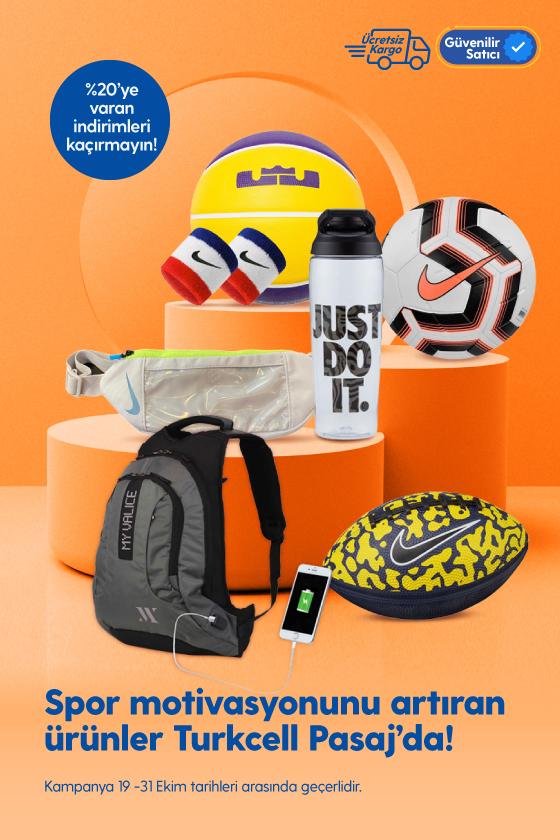 Nike Ürünleri Banner