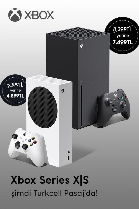 Xbox Turkcell Pasaj'da