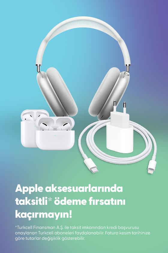 Apple Aksesuar Kampanyasi