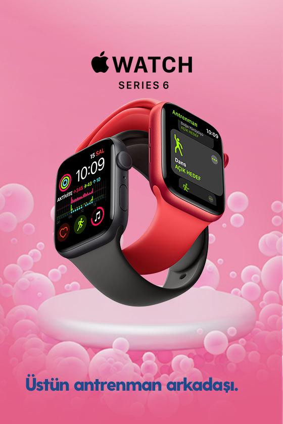 Apple Watch Series 6 Bayram Özel