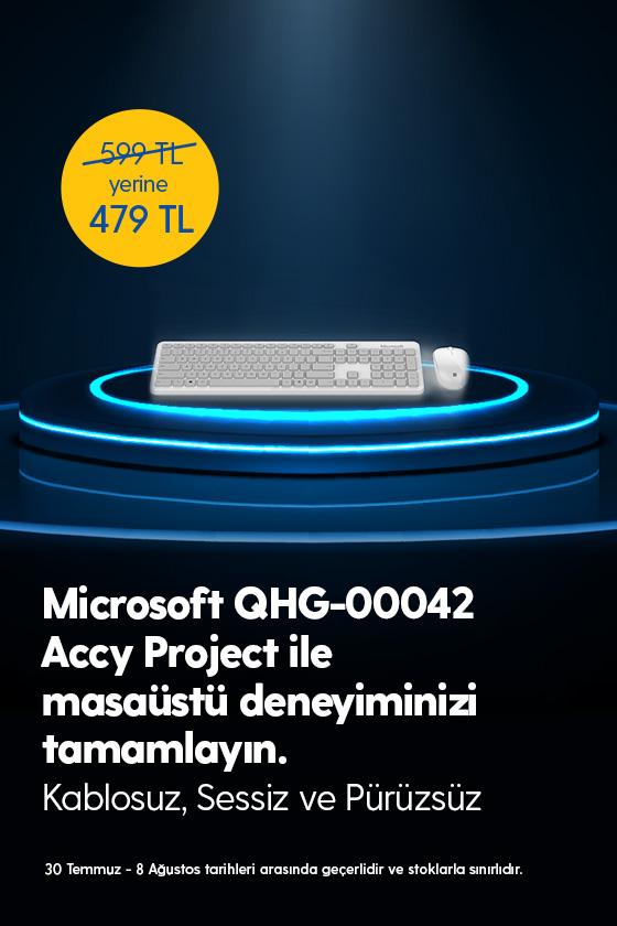 Microsoft Bluetooth Klavye