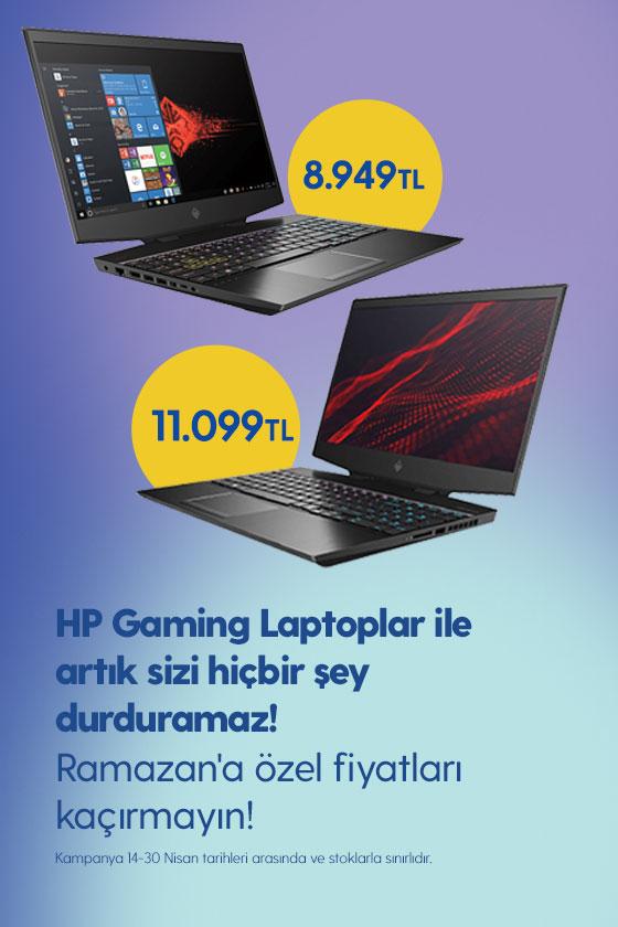 HP Gaming Kampanyası