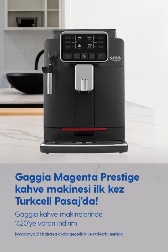 Gaggia Kampanyası