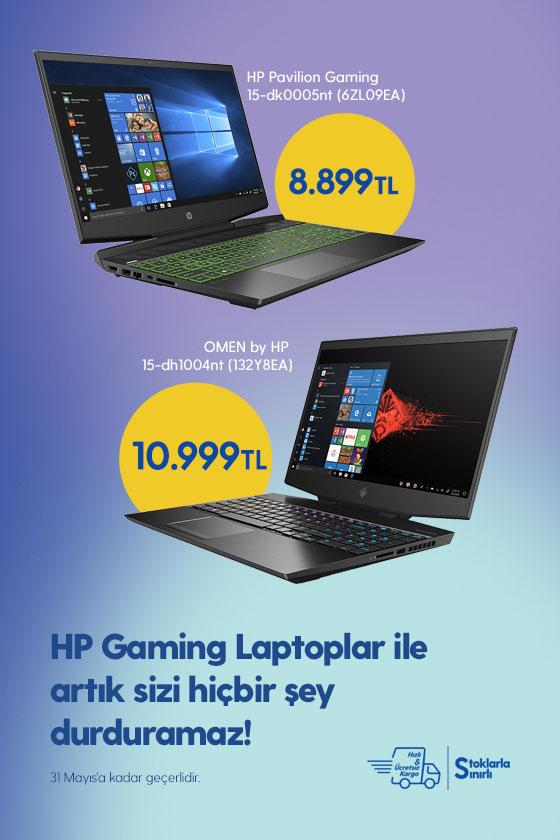 HP Gaming Mayıs