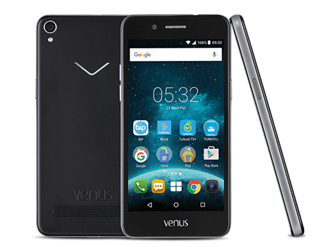 Vestel Kurumsal Akıllı Telefon Kampanyası