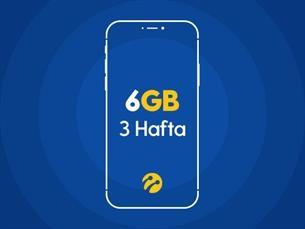 Satın Al 6 GB İnternet Paketi