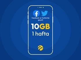 Sosyal Paket 10GB