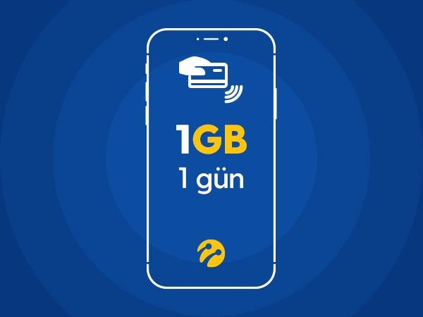 İşte Benim Günlük 1 GB